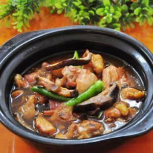 彭德楷黄焖鸡米饭图1