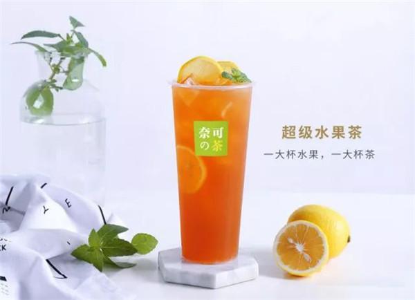 奈可的茶品牌介绍图4
