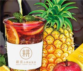 耕喜台湾水果茶饮品图3