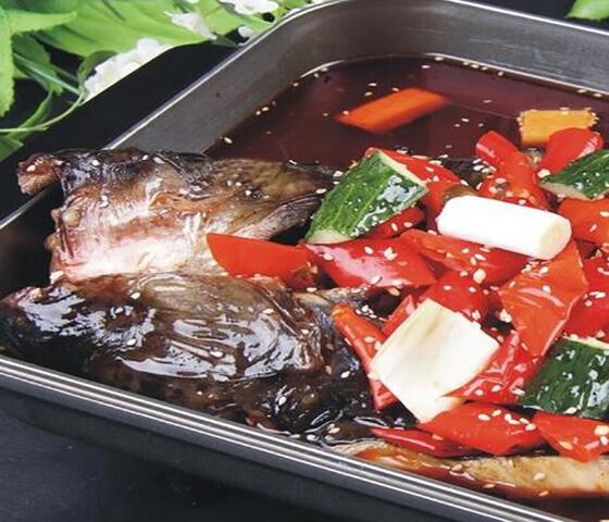 猪哥烤鱼图1