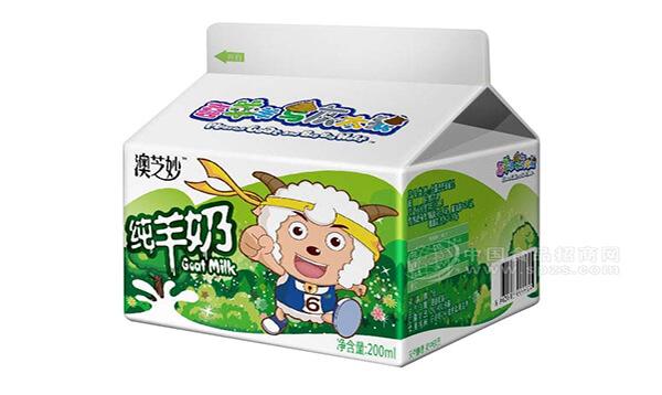优利士优生活羊奶品牌介绍图3