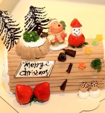 荣华蛋糕图1