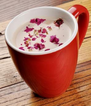 蜜巢奶茶图1