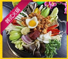 韩紫紫菜饭快餐图2