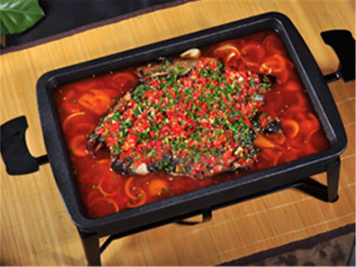 渔家炉火烤鱼图3