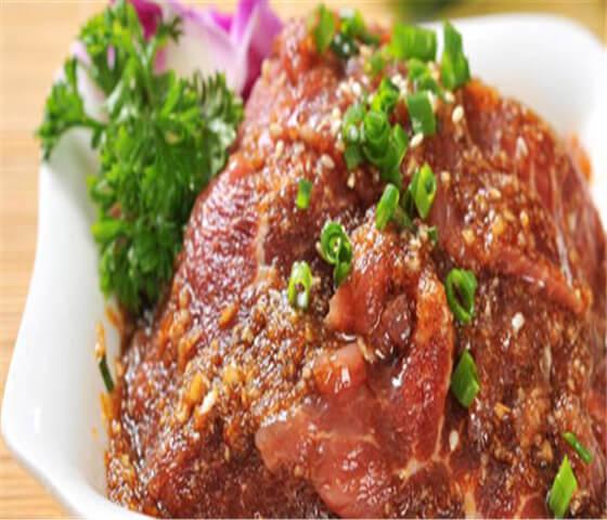 韩汇阁水晶烤肉图2