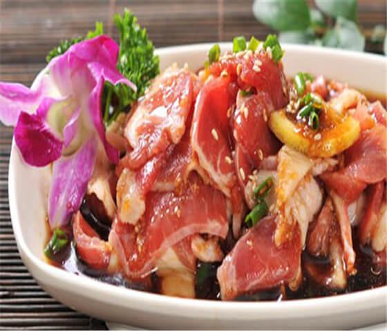 韩汇阁水晶烤肉图3
