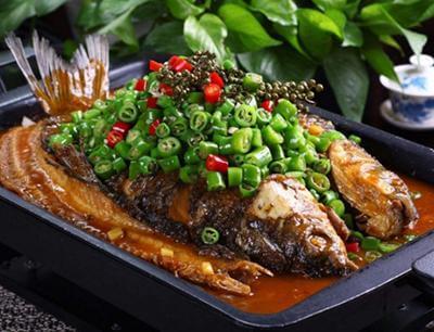 蜀香烤鱼图1