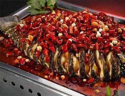 蜀香烤鱼图2