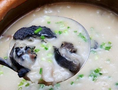 闽粤海鲜砂锅粥图2