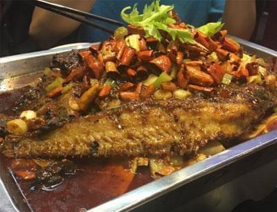 神话烤鱼香锅川菜烤鱼图2