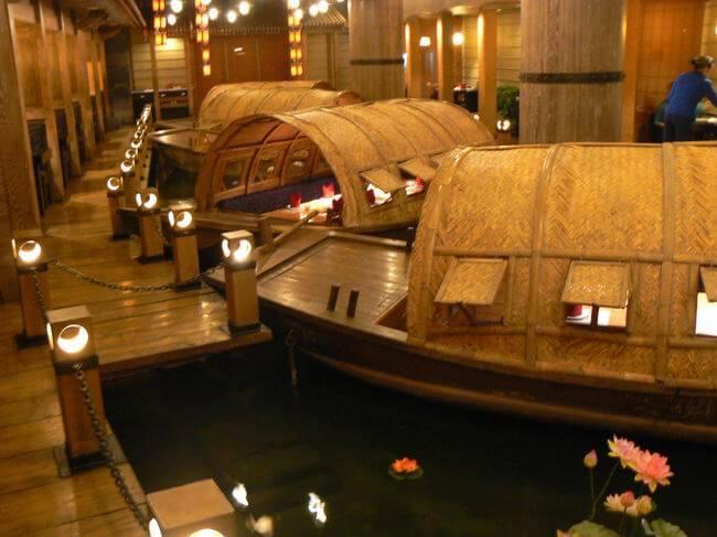 水上西餐厅图2