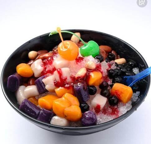 仙芋一号甜品图3