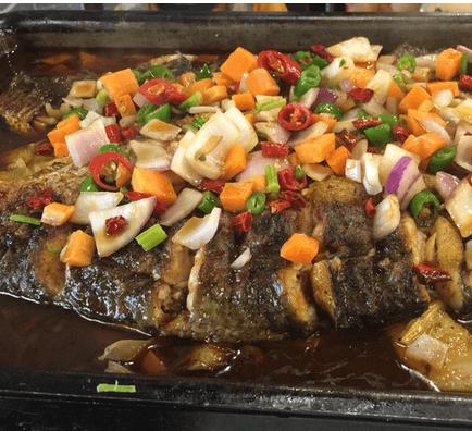 渔民干锅烤鱼图1