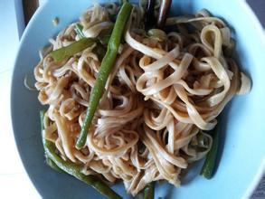 老北京扁豆焖面面食图2