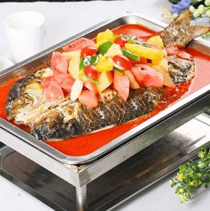 江边城外烤鱼