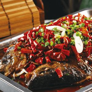 江边城外烤鱼图2