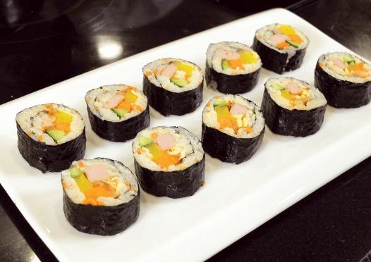 韩国寿司图1