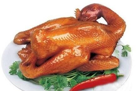 符离集香鸡熟食图3