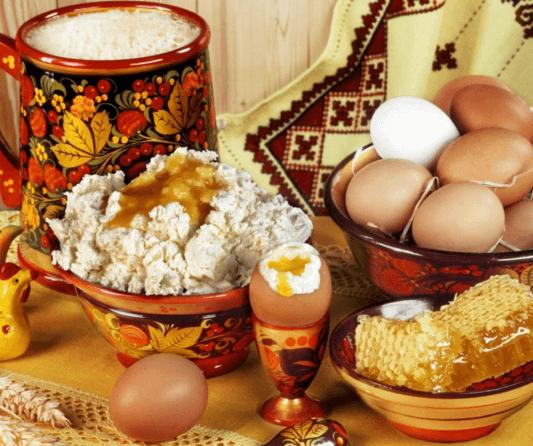 俄罗斯美食西餐图4