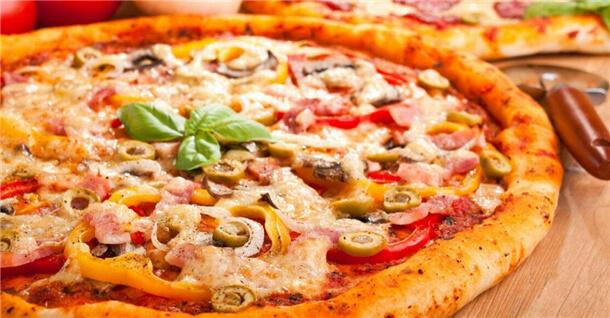 比萨熊披萨品牌介绍图3