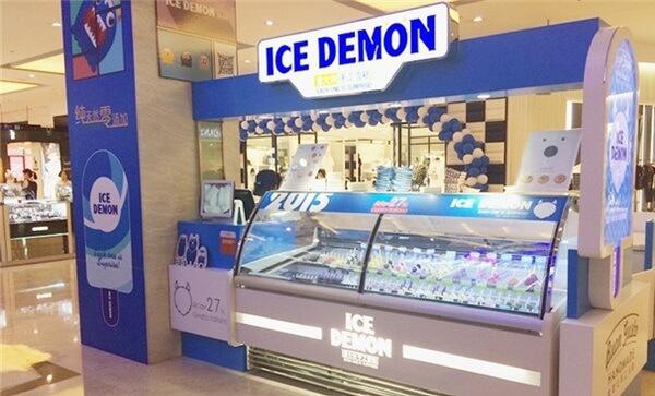 冰雪怪冰淇淋品牌介绍
