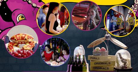 餐加爱吧主题自助餐厅品牌介绍