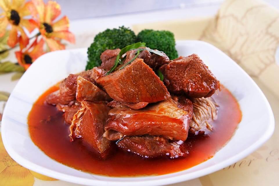 逢百味私房牛肉面品牌介绍