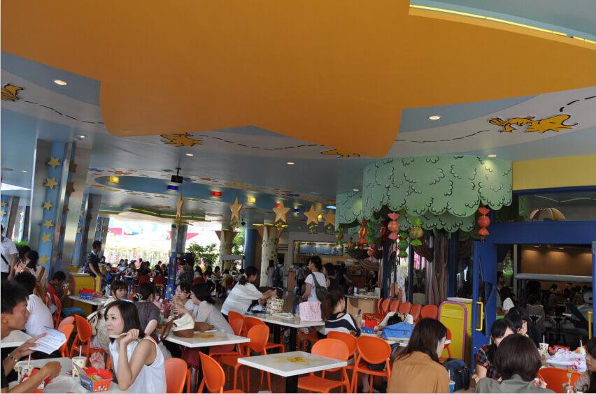 史努比亲子餐厅西餐品牌介绍图2