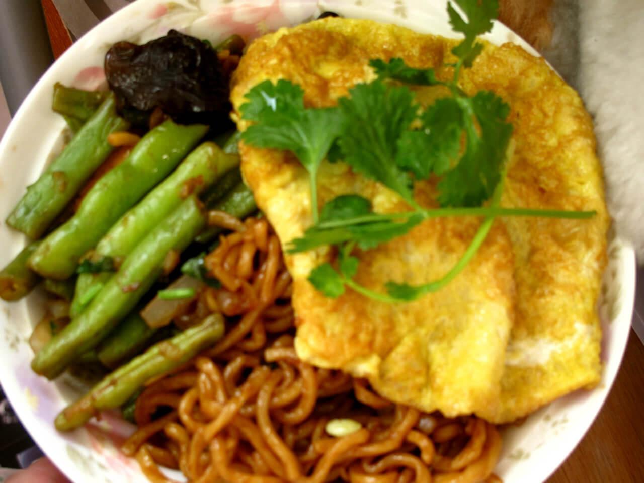 老北京扁豆焖面面食品牌介绍图2