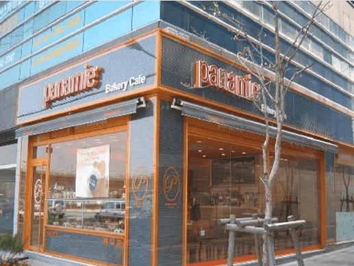 韩国西饼糕点品牌介绍图1