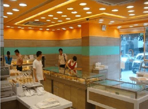 韩国西饼糕点品牌介绍图2