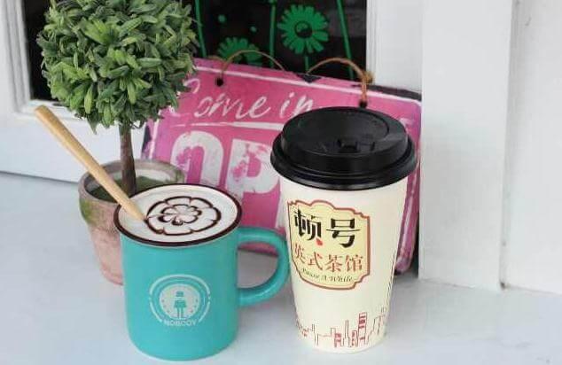 顿号英式茶馆品牌介绍图1
