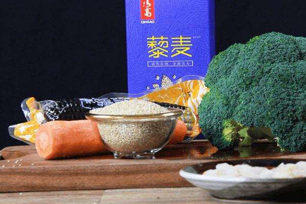 轻食藜麦虾仁饭,保持维密身材不需要理由!第一步