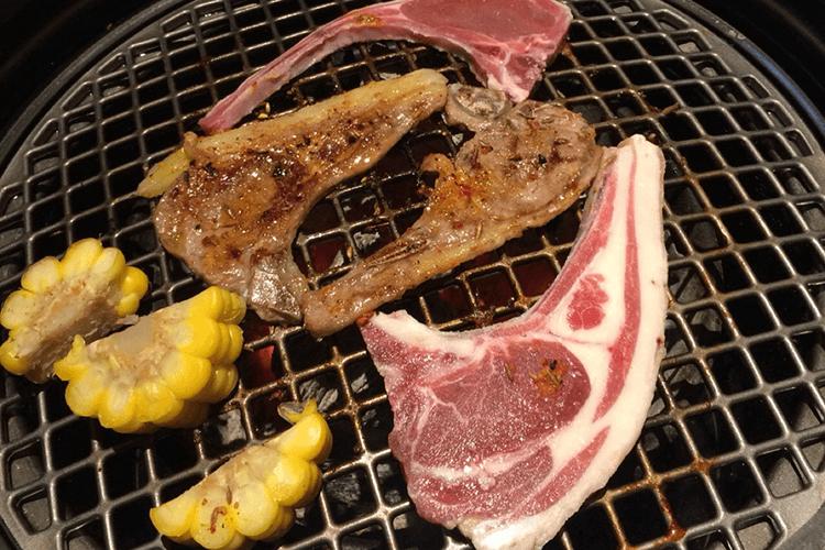 肉质超鲜超嫩的烧肉馆,人均百元吃各种高品质鲜牛肉
