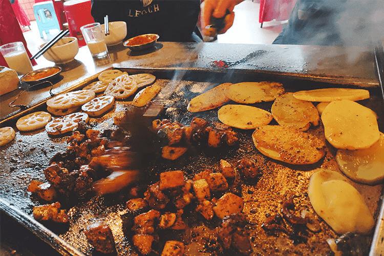 加盟铁板烧主题餐厅优势有哪些