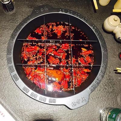 辣宫格老火锅图3