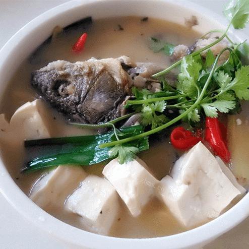 鯽魚芥菜湯