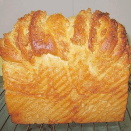 自制椰丝吐司面包