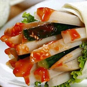 北京卤肉卷