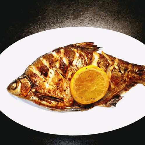 黑胡椒鱼片