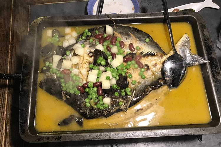 口味超多的一家烤鱼店,鲜辣、香辣、蒜香每一种都值得专门打卡