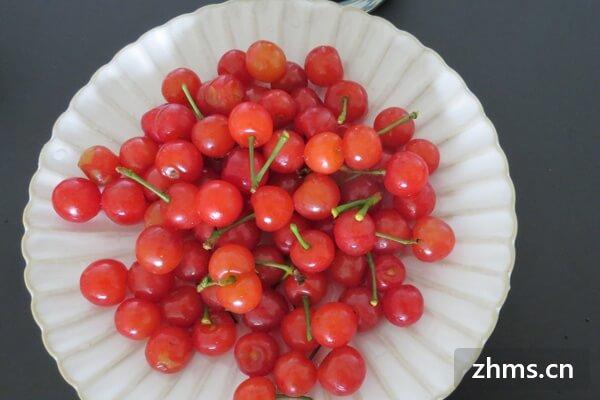 黑珍珠大樱桃好吃吗,你吃过吗?