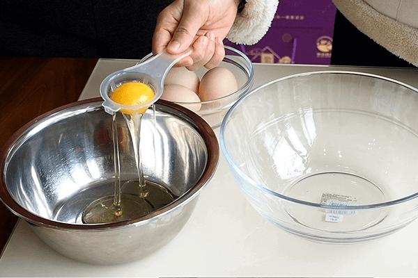 紫米蛋糕做法简单又好吃第二步