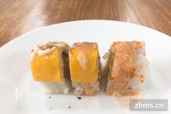 小型寿司店加盟费需要多少