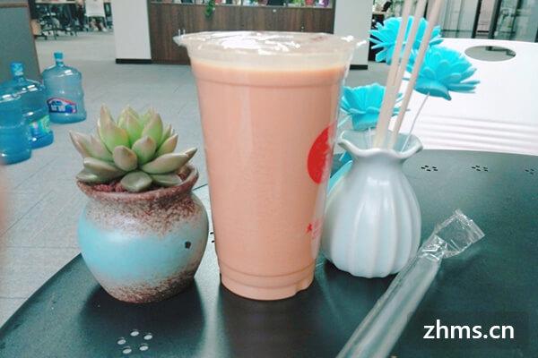 广东一点点奶茶加盟费多少呢?