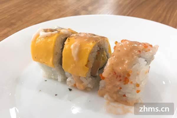 寿司加盟店10大品牌