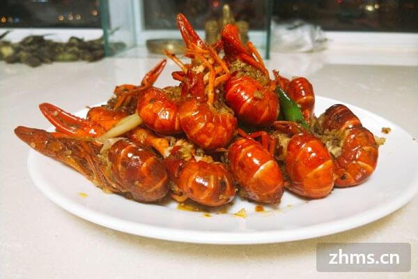 龙王爷小龙虾加盟费