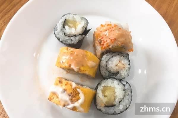 十大寿司品牌排行哪家好
