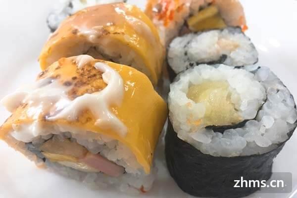 长沙寿司加盟店排行榜